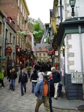 Old Lower Town Quebec