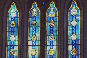Memorial Window, St. Paul's Anglican Church, Esquimalt