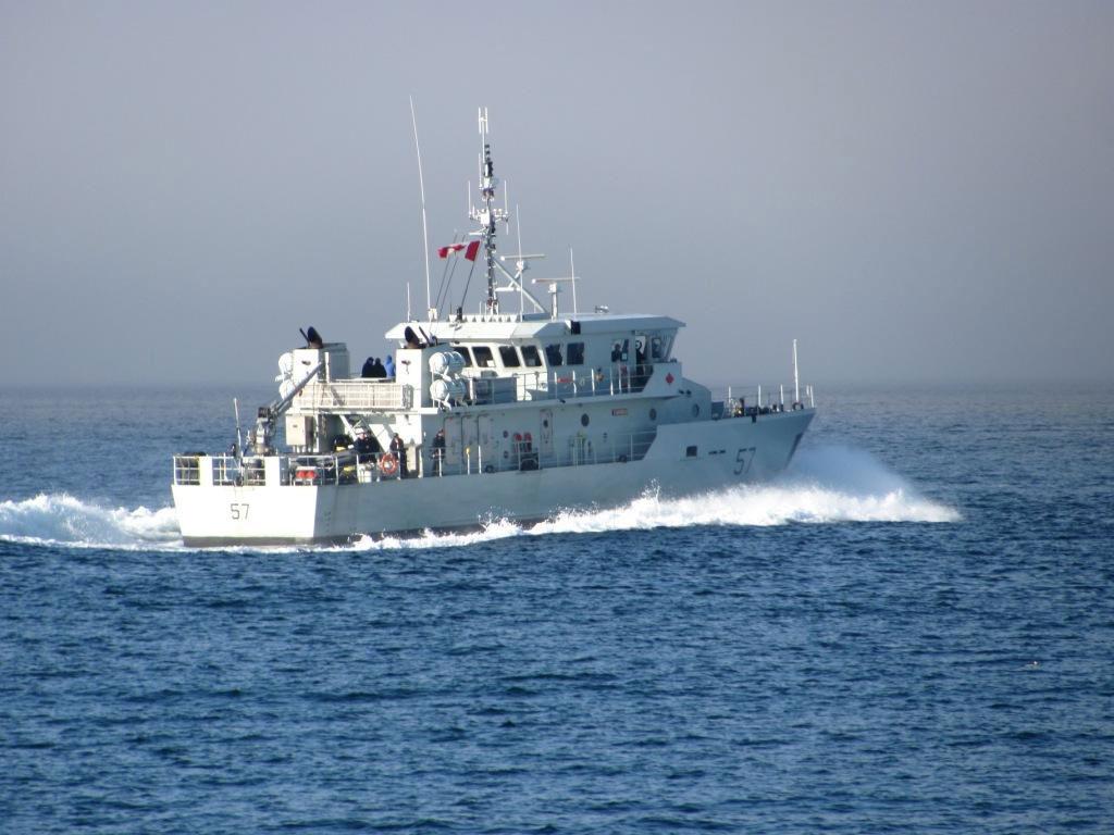 HMCS Caribou