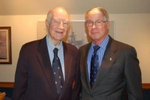 Bill Rompkey & Peter Milsom