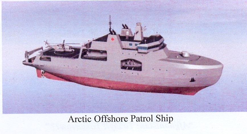 Arctic Patrol vessel