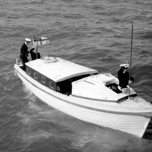 1964-06 La-Hulloise Motor Cutter Spithead 1964 Kincaid Parsons Clarke.