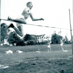 UNTD Sports Tabloid, HMCS Cornwallis, July 1964, Carl Holm, Haida Division.